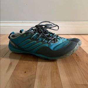7.5 Barefoot  Lithe Glove Castle Rock Merrell Shoe